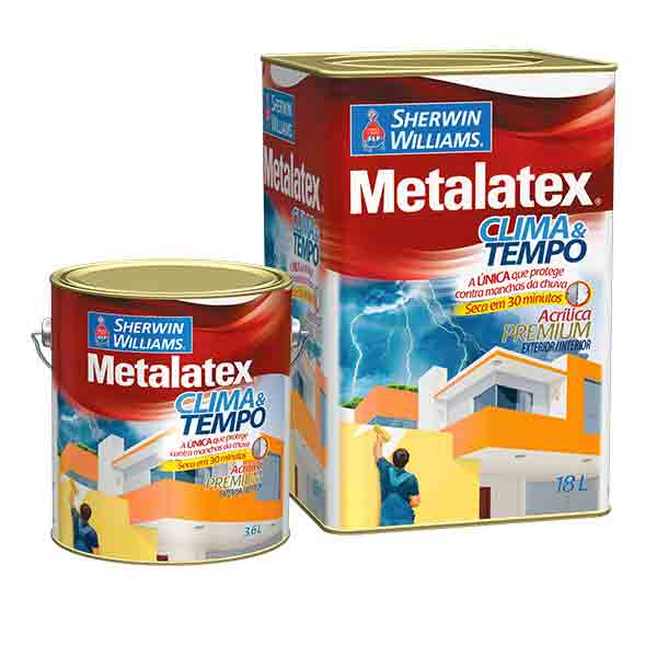 Metalatex Clima Tempo
