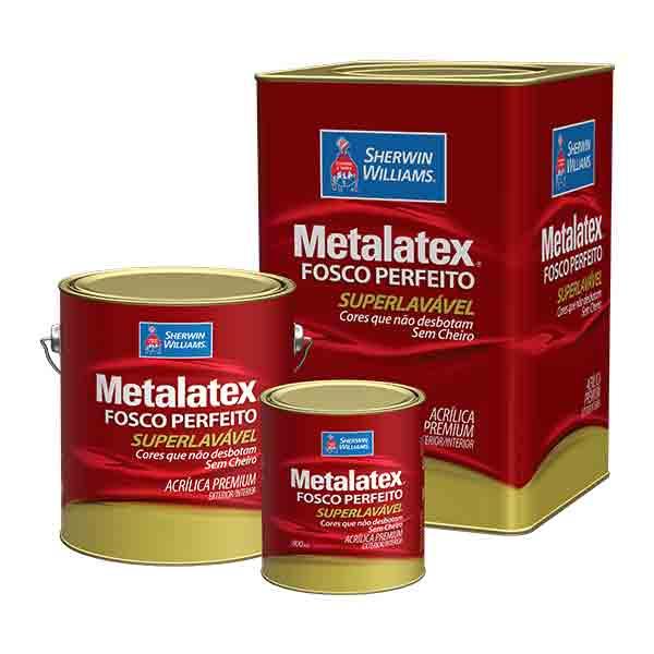 Metalatex Fosco Perfeito